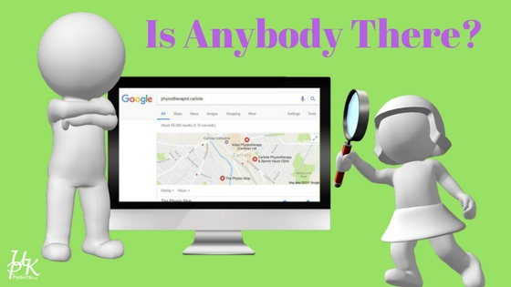 Is Your Physio Clinic Listed On Google?