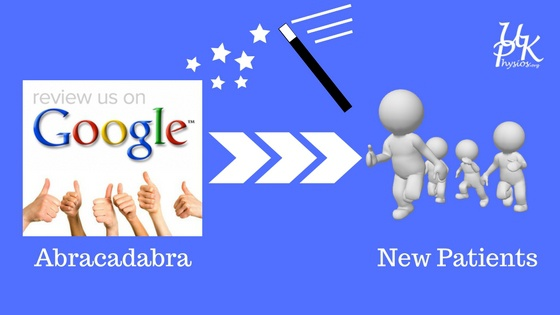 How To Magically Turn Google Reviews Into New Patients