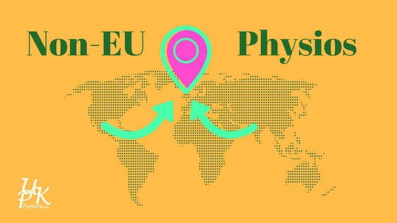 How Does A Non-EU International Physiotherapist Apply To Work In The UK