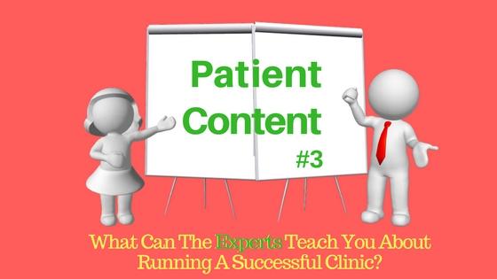 Patient Content #3